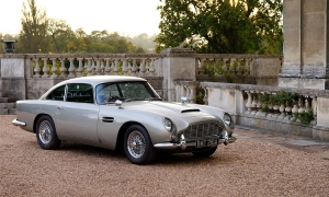Aston Martin Celebrates Its Rich Heritage At The Goodwood Revival
