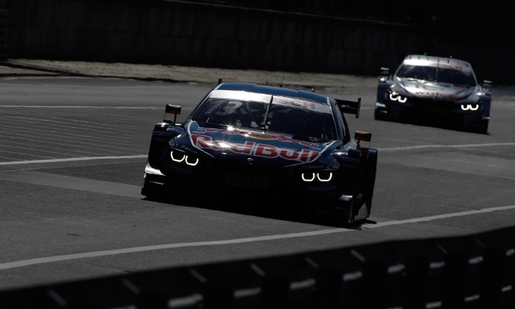 Bruno Spengler takes pole at the Norisring – First pole position for BMW Motorsport in the 2015 DTM season.