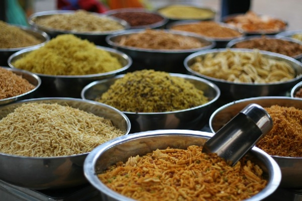 Indian Spices Cooking food and its importans