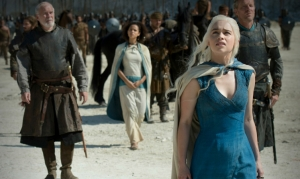 Game of Thrones: Readers or Viewers?