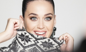 Pop icon Katy Perry to star in H&M's Holiday 2015 Campaign