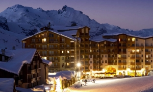 A Guide to the Resorts of the Three Valleys