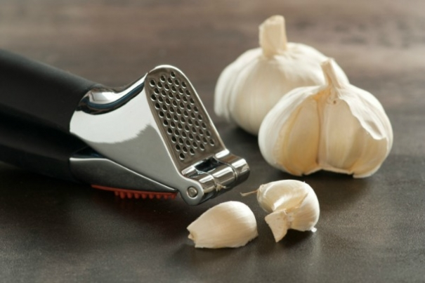 The Search For The Best Garlic Press
