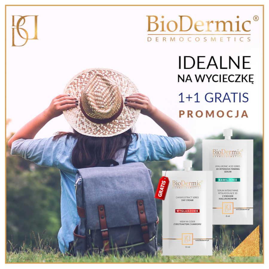 Biodermic Dermocosmetics- Kremy wersje podróżne