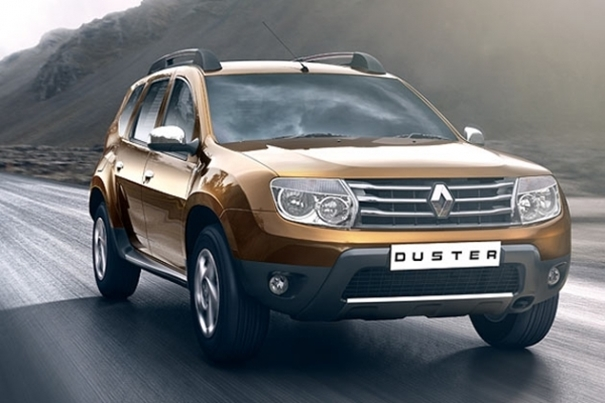 Rejuvenate Your Driving Experience With Renault Duster