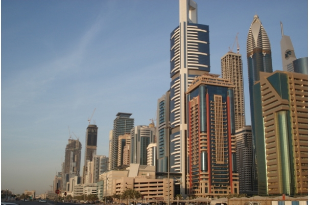 Luxurious Hotels in Dubai