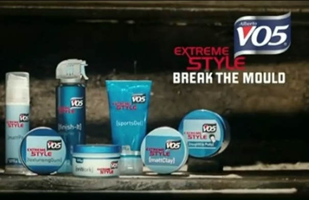 Break the mould with VO5
