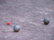 Boules - A pastime in Nerja