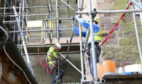 Scaffolding services in London