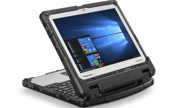 Toughbook CF 33 - a laptop that will survive everything