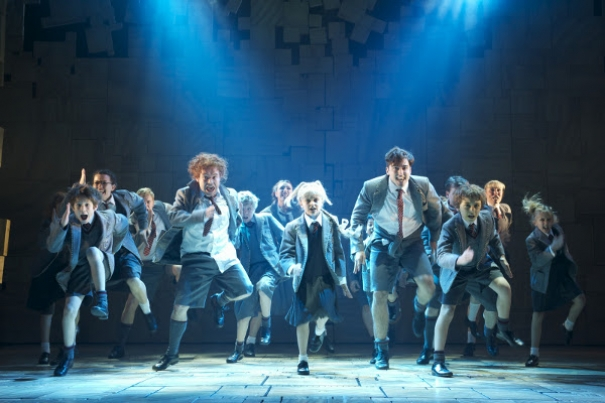 Matilda The Musical in Cambridge Theatre
