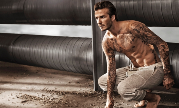 David Beckham stars in new campaign for H&M directed by Nicolas Winding Refn