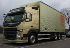 Win a trip to Gothenburg with new VOLVO FM