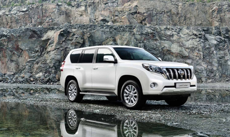 Toyota Land Cruiser - tradition combined with modern solutions