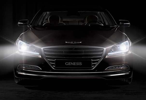 The Hyundai Genesis - the new face of safety