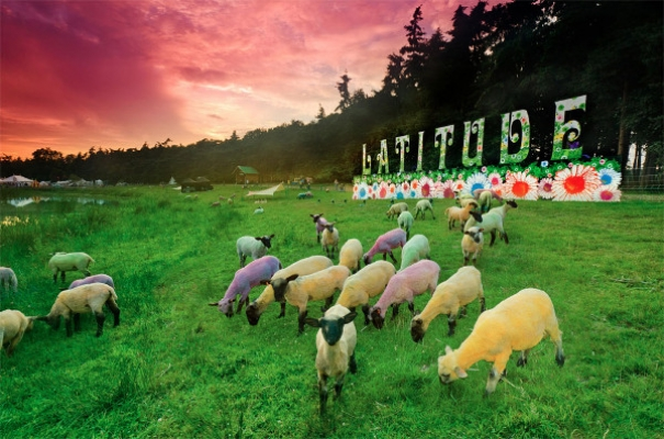 BAFTA and Sony press play at the Latitude Festival