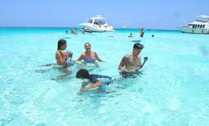 Stingray City Cayman Islands - Best kept secret for Summer Escape
