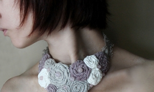 Vova Fruck- Gorgeous, Handmade Designer Necklaces from Russia Announced