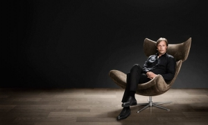 Stylish modernity with Mikkelsen