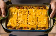 Recipes for Cheesy Bacon Brunch Casserole. Watch video.