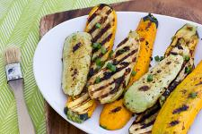 Barbecue recipes suitable for vegetarians