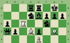 Learning the game of Chess – meet the game piece players