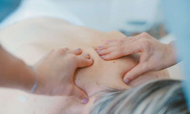 The power of human touch – origins of body to body massage
