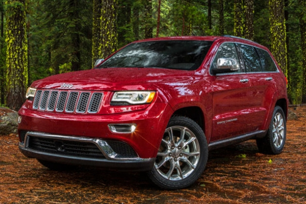 Luxury and Excellence in the 2014 Jeep Grand Cherokee