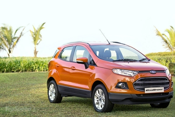 Ford EcoSport Compact On-Road At INR 5.59